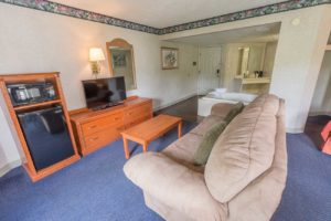 Large suite in Pigeon Forge hotel